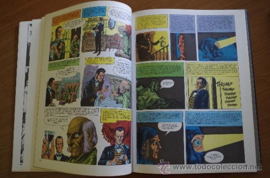 Cómics: TRIBUTO A EDGAR ALLAN POE CREEPY 1980 - Foto 3 - 36427565