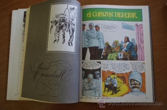 Cómics: TRIBUTO A EDGAR ALLAN POE CREEPY 1980 - Foto 4 - 36427565