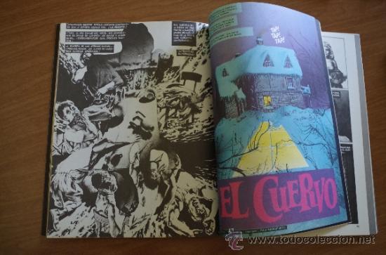 Cómics: TRIBUTO A EDGAR ALLAN POE CREEPY 1980 - Foto 5 - 36427565