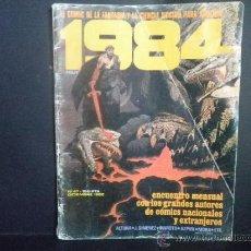 Cómics: 1984 Nº 47 - EL COMIC DE LA FANTASIA Y LA CIENCIA FICCION PARA ADULTOS - TOUTAIN. Lote 36497049