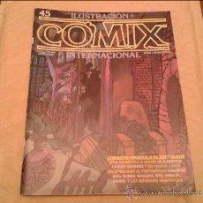 Cómics: COMIX INTERNACIONAL Nº 45. Lote 36517463
