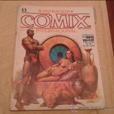 Cómics: COMIX INTERNACIONAL Nº 13. Lote 36517484