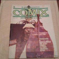 Cómics: COMIX INTERNACIONAL Nº 4. Lote 36517504