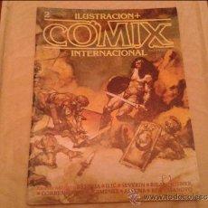 Cómics: COMIX INTERNACIONAL Nº 2. Lote 36517516