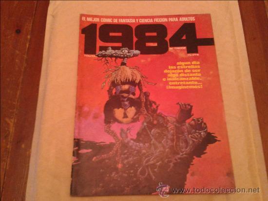 1984 Nº 13 (Tebeos y Comics - Toutain - 1984)