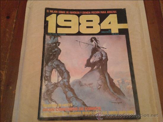 1984 Nº 16 (Tebeos y Comics - Toutain - 1984)