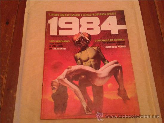 1984 Nº 15 (Tebeos y Comics - Toutain - 1984)