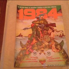 Cómics: 1984 Nº 17. Lote 36530021