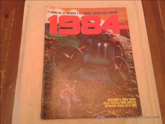 1984 Nº 21 (Tebeos y Comics - Toutain - 1984)