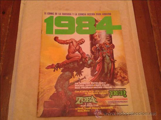 1984 Nº 22 (Tebeos y Comics - Toutain - 1984)