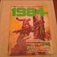 Cómics: 1984 Nº 22. Lote 36530059