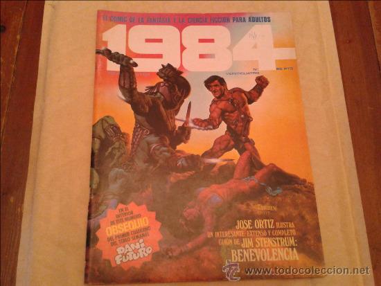 1984 Nº 24 (Tebeos y Comics - Toutain - 1984)