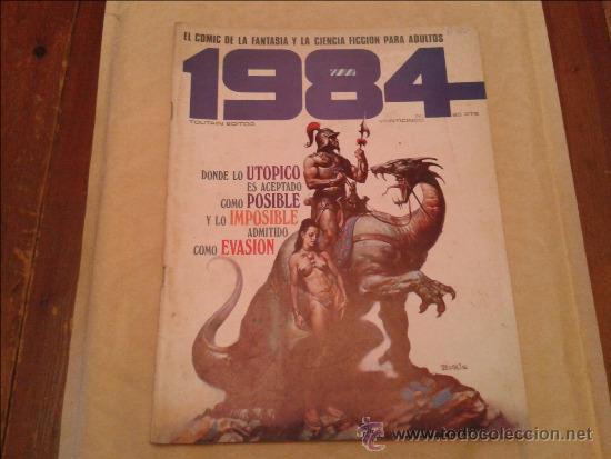 1984 Nº 25 (Tebeos y Comics - Toutain - 1984)