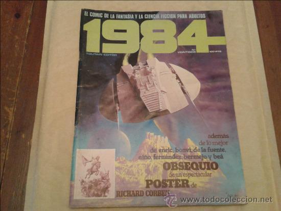 1984 Nº 26 (Tebeos y Comics - Toutain - 1984)
