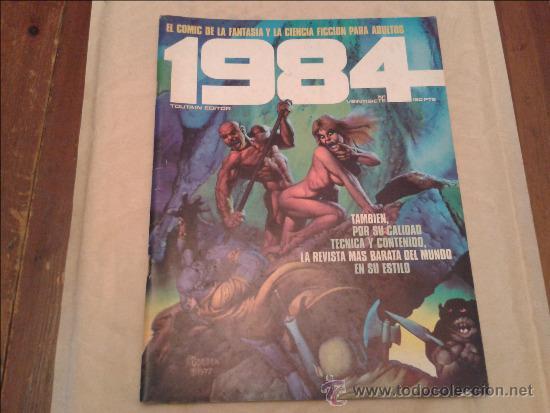 1984 Nº 27 (Tebeos y Comics - Toutain - 1984)