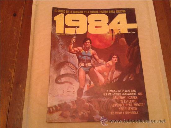 1984 Nº 28 (Tebeos y Comics - Toutain - 1984)