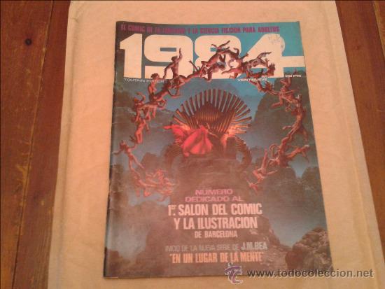 1984 Nº 29 (Tebeos y Comics - Toutain - 1984)