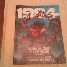 Cómics: 1984 Nº 29. Lote 36530125