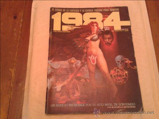 1984 Nº 31 (Tebeos y Comics - Toutain - 1984)