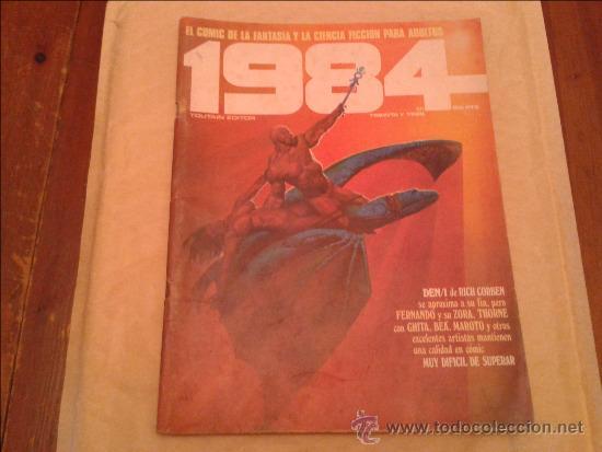 1984 Nº 33 (Tebeos y Comics - Toutain - 1984)