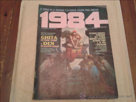 1984 Nº 34 (Tebeos y Comics - Toutain - 1984)
