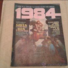 Cómics: 1984 Nº 34. Lote 36530150