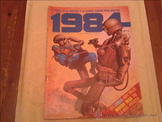 1984 Nº 35 (Tebeos y Comics - Toutain - 1984)