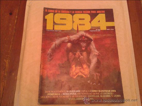 1984 Nº 37 (Tebeos y Comics - Toutain - 1984)