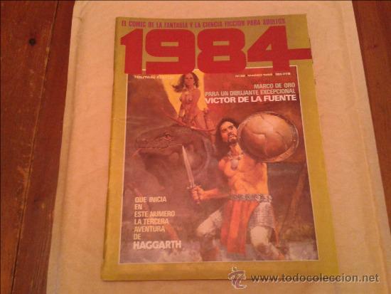 1984 Nº 38 (Tebeos y Comics - Toutain - 1984)
