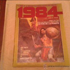 Cómics: 1984 Nº 38. Lote 36530170