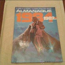 Cómics: 1984 ALMANAQUE 1982 . Lote 36530294