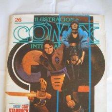 Cómics: COMIX INTERNACIONAL N. 26. Lote 36631783