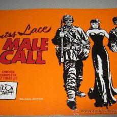 Cómics: MISS LACE. MALE CALL. MILTON CANIFF. Lote 36713021