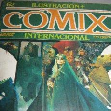 Cómics: COMIX INTERNACIONAL Nº 62. Lote 36713650