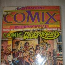 Cómics: COMIX INTERNACIONAL TOMO 16. Lote 36715363