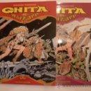 Cómics: GHITA DE ALIZAM- COLECCION COMPLETA- DOS TOMOS - EDITOR TOUTAIN CJ 4. Lote 37046255