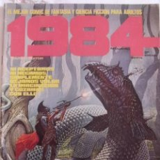 Cómics: 1984 Nº 4 2ª EDICION CON BERMEJO-CORBEN-PEPE GONZALEZ-MAROTO. Lote 171752639