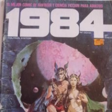 Cómics: 1984 Nº 8 2ª EDICION CON AZPIRI-CORBEN-FERNANDO FERNANDEZ-JOSE ORTIZ. Lote 171752470