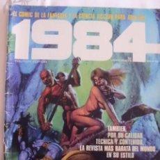 Cómics: 1984 Nº 27 CON BEA-CORBEN-FERNANDO FERNANEZ-FONT-VICTOR DE LA FUENTE. Lote 171753357