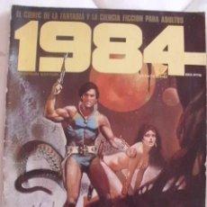 Cómics: 1984 Nº 28 CON BEA-CORBEN-FERNANDO FERNANEZ-FONT-VICTOR DE LA FUENTE. Lote 171753284