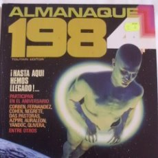 Cómics: 1984 ALMANAQUE1984. Lote 37271953