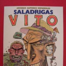 Cómics: VITO, AUTOR, SALADRIGAS. JOVENES AUTORES Nº 1. TOUTAIN EDITOR, AÑO 1986. VER FOTOS. Lote 37315209