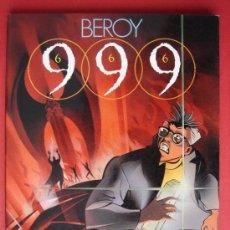Cómics: 999 (666), AUTOR, BEROY. TOUTAIN EDITOR AÑO 1988. VER FOTOS.. Lote 37481449