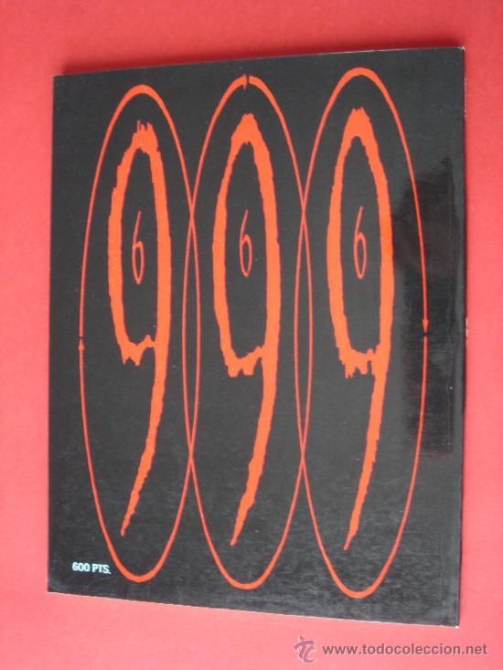 Cómics: 999 (666), AUTOR, BEROY. TOUTAIN EDITOR AÑO 1988. VER FOTOS. - Foto 3 - 37481449