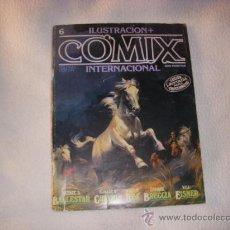 Cómics: COMIX INTERNACIONAL Nº 6, EDITORIAL TOUTAIN. Lote 37801154