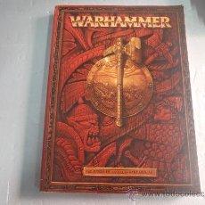 Cómics: WARHAMMER EL JUEGO DE BATALLAS FANTASTICAS. Lote 37834840