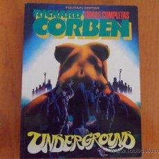 Cómics: CORBEN - OBRAS COMPLETAS Nº 3 - UNDERGROUND - EDICION 1985. Lote 38190724