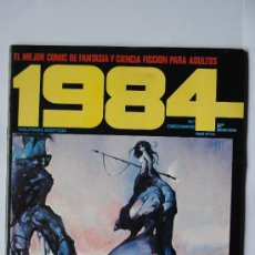 Cómics: COMIC 1984. Nº 16. EDICIONES TOUTAIN. Lote 38387317