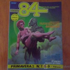 Comics : ZONA 84 - RETAPADO CON LOS NºS 7,8 Y 9 - EDICION ESPECIAL LIMITADA. Lote 38404954