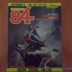 Comics : ZONA 84 - RETAPADO CON LOS NºS 20,21 Y 22 - EDICION ESPECIAL LIMITADA. Lote 38404989